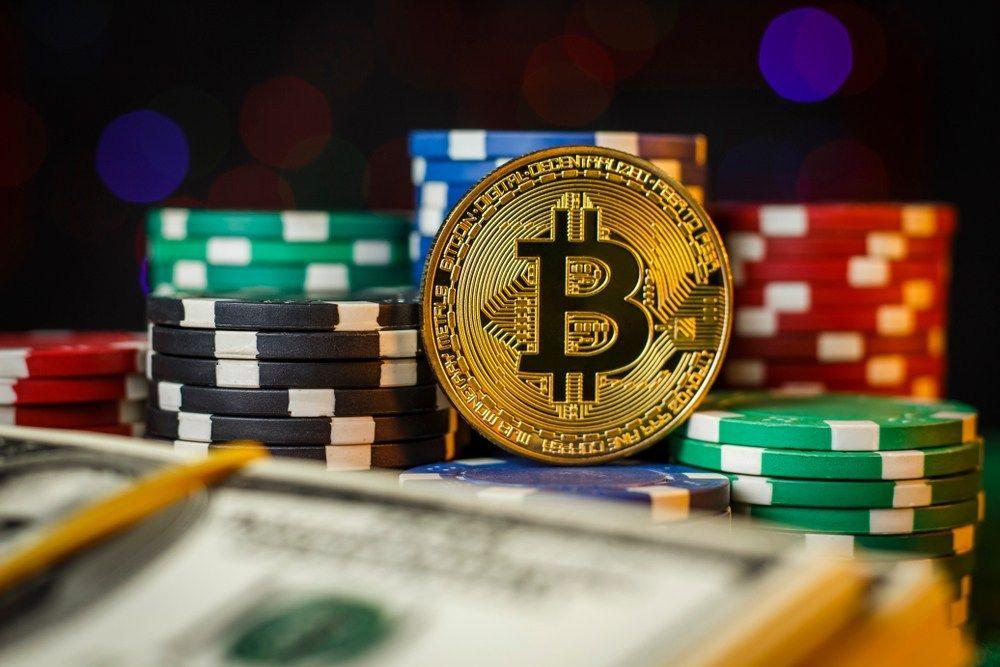 Bitcoin Casino - poker